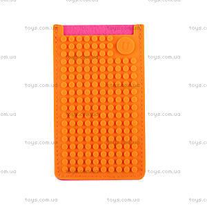 Чехол-вкладыш Upixel Small, фуксия-оранжевый, WY-B009E