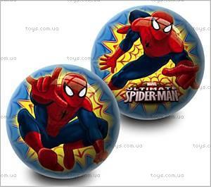 Детский мячик «Человек-паук», 23 см, 2503