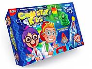 CHEMISTRY KIDS - химические опыты, CHK-01-01, фото
