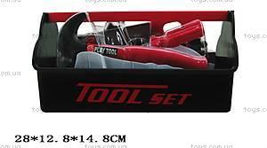 Чемодан с игрушечными инструментами, T115B