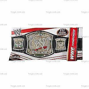 Чемпионский пояс «Титан реслинга 2012», X3925, отзывы