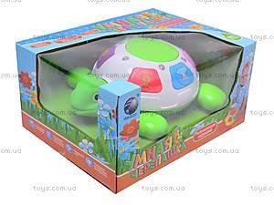 Черепаха музыкальная, ZY6600A, цена