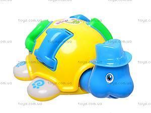 Черепаха музыкальная детская, 008, игрушки