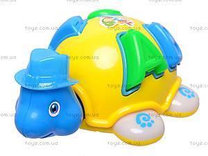 Черепаха музыкальная детская, 008, детские игрушки