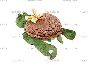 Черепаха мягкая «Полли», К214А, детские игрушки