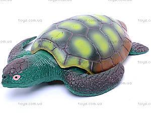 Черепаха с силиконовыми вставками, A008, фото
