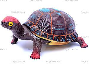 Черепаха с силиконовыми вставками, A008, цена