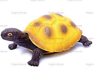 Черепаха с силиконовыми вставками, A008
