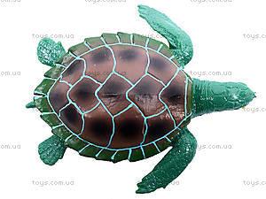 Черепаха с силиконовыми вставками, A008, toys.com.ua
