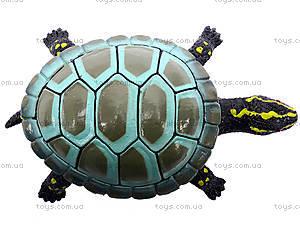 Черепаха с силиконовыми вставками, A008, іграшки