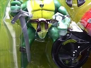 Игровые фигурки «Черепашки-ниндзя» в блистере, 89422, фото