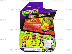 Игровой набор «Черепашки-ниндзя», для детей, YLJ2662A, фото