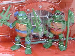 Детский игровой набор «Черепашки-ниндзя», YLJ2663B, купить