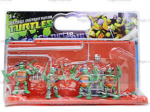 Детский игровой набор «Черепашки-ниндзя», YLJ2663B, цена
