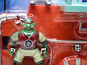 Игровой набор фигурок «Черепашки-ниндзя», YLJ2664A, купить