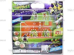 Игровой набор фигурок «Черепашки-ниндзя», YLJ2664A, фото