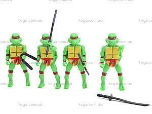 Персонажи из мультфильма «Черепашки-ниндзя», 2074-400, игрушки