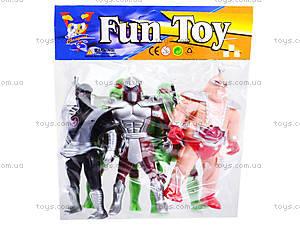 Игровой набор «Черепашки-ниндзя» для детей, 2068-408, фото