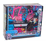 Черно-голубая Monster High, MH8910G, тойс