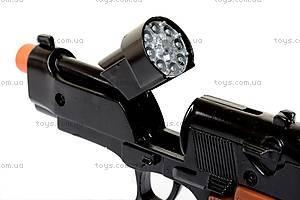 Черный пистолет, с цилиндром, HW2080BB, фото