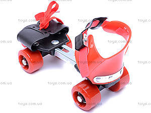 Четырехколесные ролики для детей, 0102, toys.com.ua