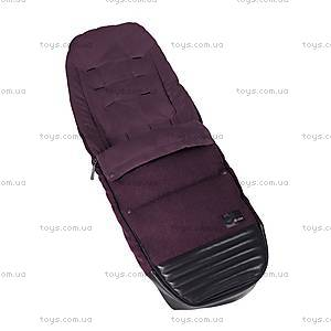 Чехол для ног Priam Footmuff «Grape Juice Denim-purple», 515404025