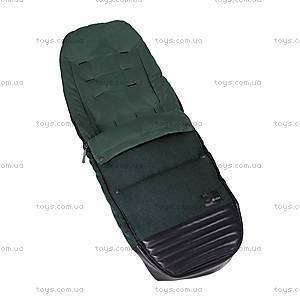 Чехол для ног Priam Footmuff Hawaii Denim-green, 515404017