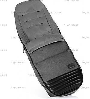 Чехол для ног Priam Footmuff Manhattan Grey-mid grey, 516430017