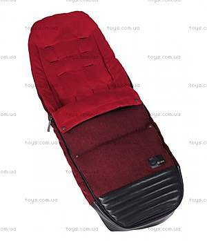 Чехол для ног Priam Footmuff Mars Red-red, 516430013