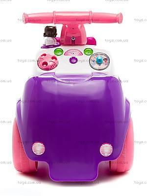 Чудомобиль-мини «Доктор Плюшева», 051409, детские игрушки