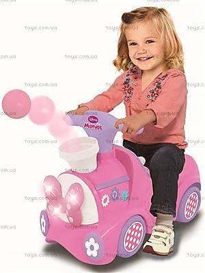 Чудомобиль «Паровоз Минни» серии «Веселые шарики», 052597, купить