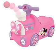 Чудомобиль «Паровоз Минни» серии «Веселые шарики», 052597, детские игрушки