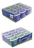 Двойная точилка с контейнером большая (12 шт в упаковке), BM.4776, іграшки