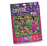 CRYSTAL MOSAIC KIDS «Белоснежка и гномы», CRMk-01-07, фото