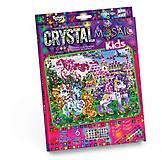 CRYSTAL MOSAIC KIDS с пони, CRMk-01-04, игрушка