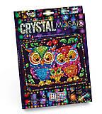 CRYSTAL MOSAIC с попугаями, CRM-01-07