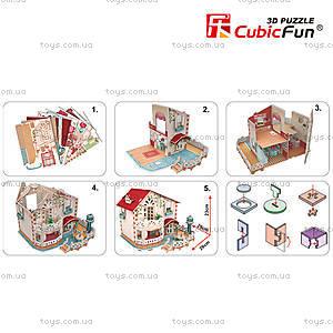3D конструктор «Бунгало для отдыха», P634h, купить