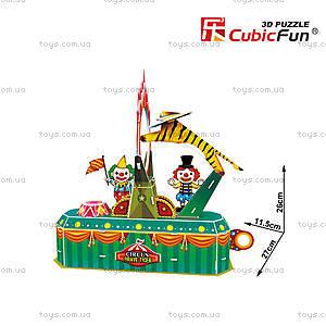 Объемный конструктор-головоломка «Цирк. Храбрый тигр», K1302h, купить