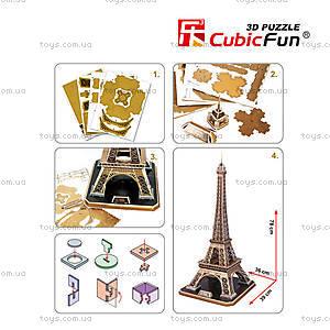 3D конструктор «Эйфелева башня», MC01091 (MC091h), купить