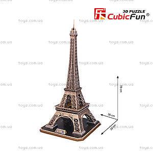 3D конструктор «Эйфелева башня», MC01091 (MC091h)