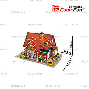 3D конструктор «Германия. Сельский домик», W3128h, купить