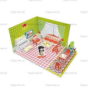 Головоломка-конструктор «Комната Хани. Гостиная», C051-01h, фото
