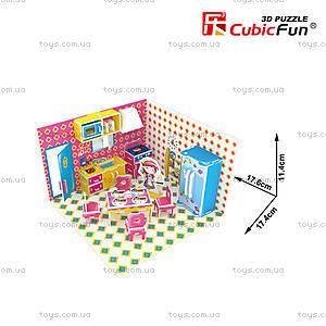 Головоломка-конструктор «Комната Хани. Кухня», C051-02h, фото