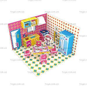 Головоломка-конструктор «Комната Хани. Кухня», C051-02h