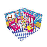 Головоломка-конструктор  «Комната Хани. Спальня», C051-03h, игрушки