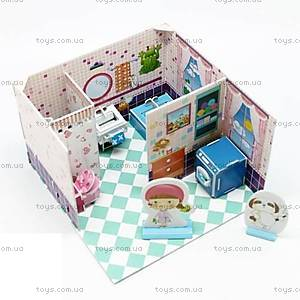 3Д конструктор «Комната Хани. Ванная комната», C051-04h, купить