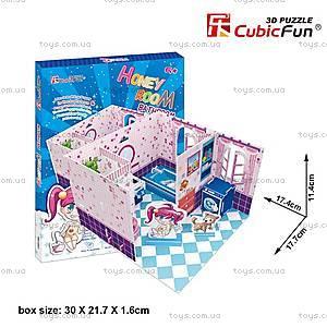 3Д конструктор «Комната Хани. Ванная комната», C051-04h