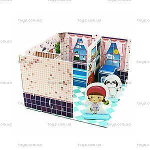 3Д конструктор «Комната Хани. Ванная комната», C051-04h, фото