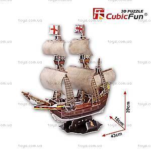 3Д конструктор «Корабль Мейфлауер», T4009h, купить