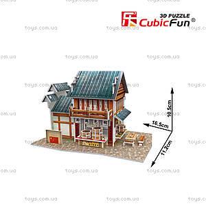 Головоломка-конструктор «Китай. Городской ресторанчик», W3132h, купить